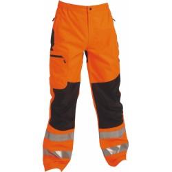 Pantalon de protectie cu benzi reflectorizante TICINO P Cod:  0104126