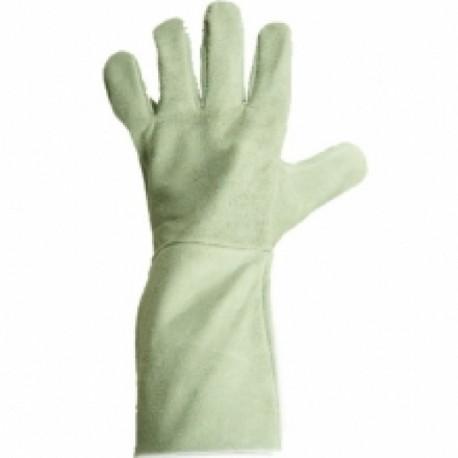Manusi de lucru din piele bovina F051/15 Cod: 010511017