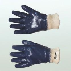 Manusi de protectie albastra NBR, F321 Cod: F 321