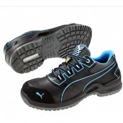 Pantofi de protectie PUMA NIOBE BLUE WNS LOW S3 ESD SRC