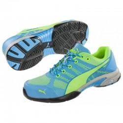 Pantofi de lucru PUMA Lady CELERITY KNIT Blue WNS S1P