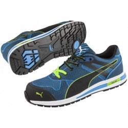 Pantofi de protectie PUMA BLAZE KNIT LOW S1P