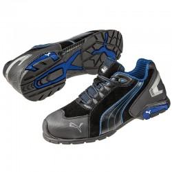 Pantofi de lucru Puma Rio Low Black