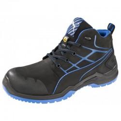 Pantofi de protectie PUMA KRYPTONE BLUE MID S3 ESD SRC