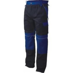 Pantaloni de protectie cu benzi reflectorizante STANMORE